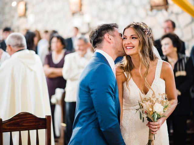 El casamiento de Coty y Mauro