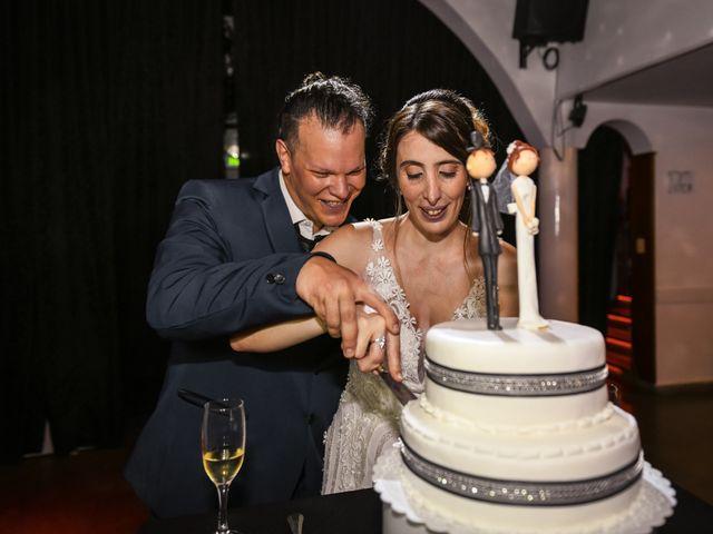 El casamiento de Natalia y David