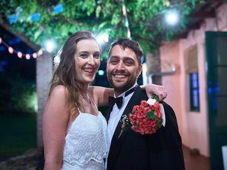 El casamiento de Elisa y Fransisco