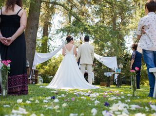 El casamiento de Gabriela y Fernando 1
