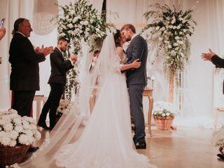 El casamiento de Natalia y Agustin