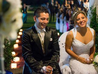 El casamiento de Noelia y David