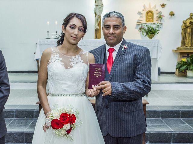 El casamiento de Noe y Claudio