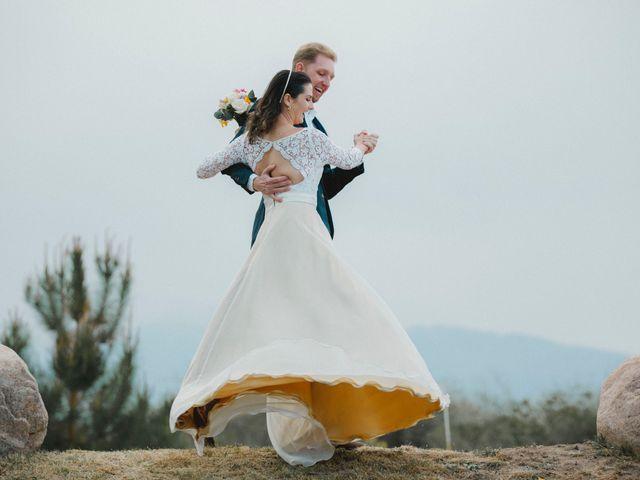 El casamiento de Simone y Juliano