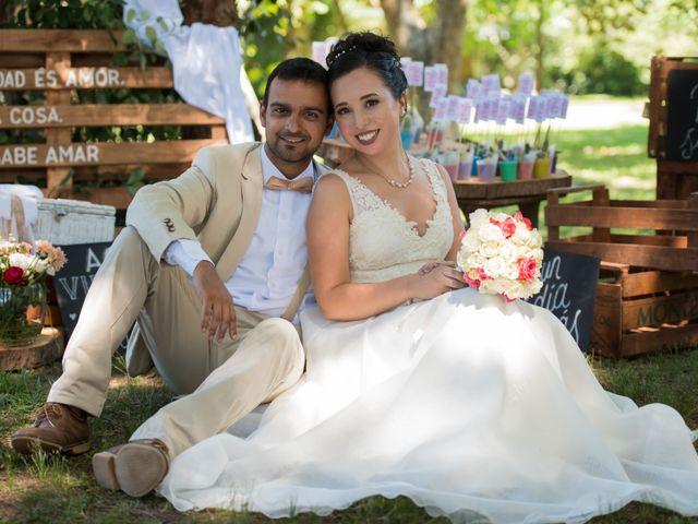 El casamiento de Gabriela y Fernando