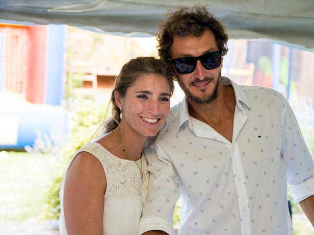 El casamiento de Loreta y Guillermo