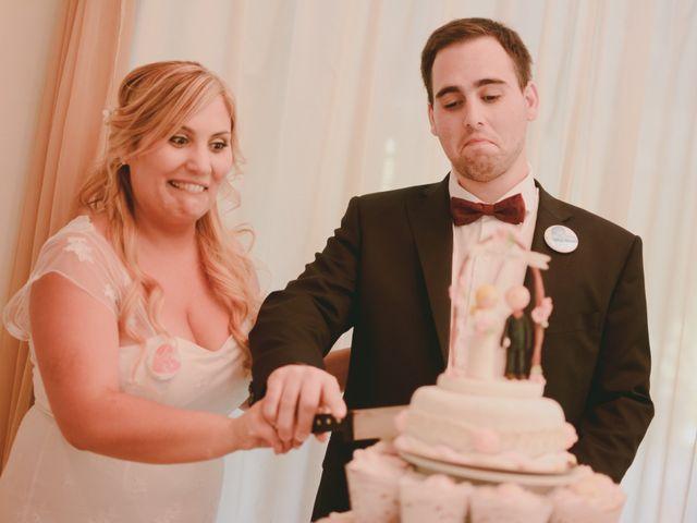 El casamiento de Vick y Agus