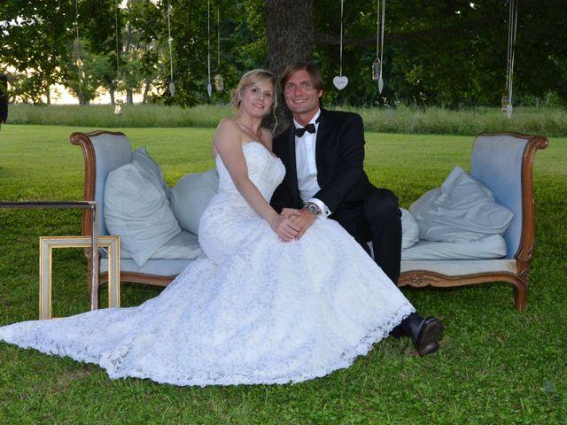El casamiento de Marcela y Nicolás