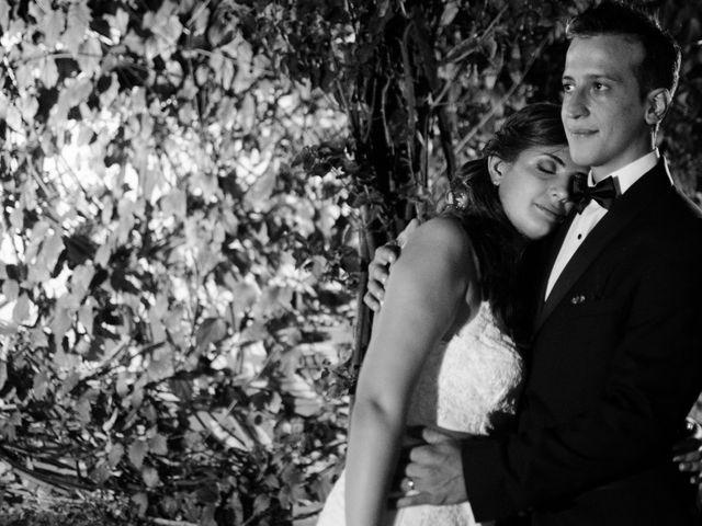 El casamiento de Noelia y Pablo