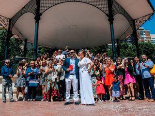 El casamiento de Natalia  y Guillermo