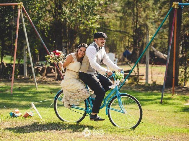 El casamiento de Alejandro y Agustina