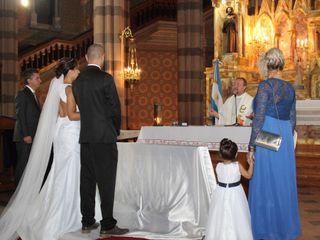 El casamiento de Osvaldo y Leticia 1