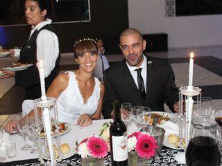 El casamiento de Osvaldo y Leticia