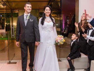 El casamiento de Javier y Silvia