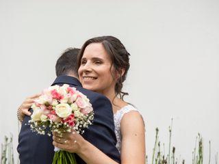 El casamiento de Mariela y Javier