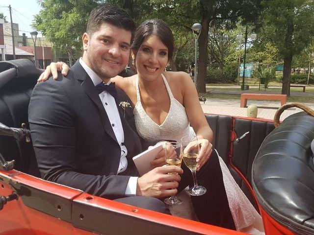 El casamiento de Silvana y Miguel