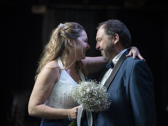 El casamiento de Ana Paula y Rubén