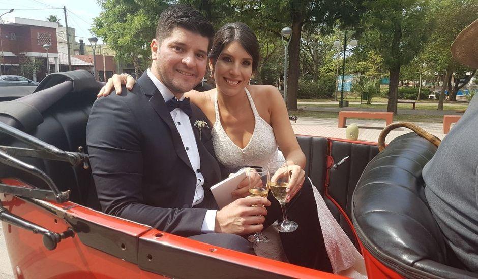 El casamiento de Miguel y Silvana en Villa Allende, Córdoba