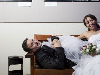 El casamiento de Cynthia y Luis