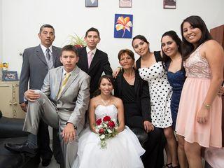 El casamiento de Cynthia y Luis 3