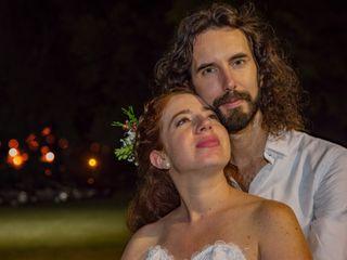 El casamiento de Pili y Fede