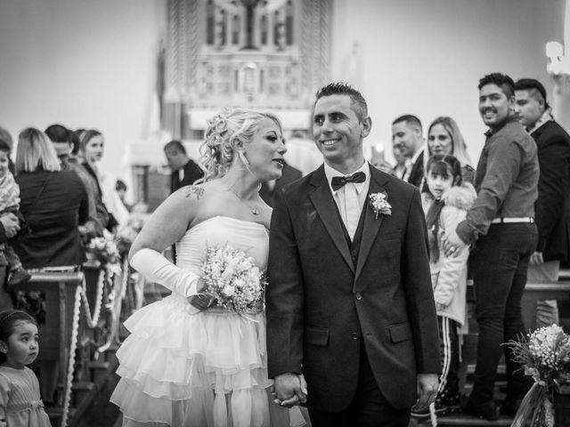 El casamiento de Cintia y Alejandro