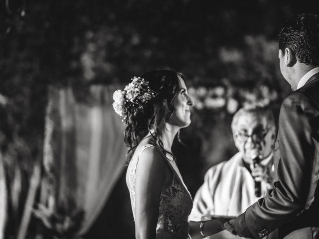 El casamiento de Paula y Luciano
