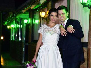 El casamiento de Araceli y Alejandro