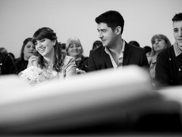 El casamiento de Juan y Carolina en Avellaneda, Buenos Aires 5