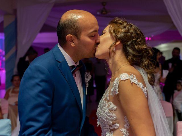 El casamiento de Ivana y Ruben