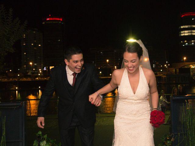 El casamiento de Dana y Ignacio