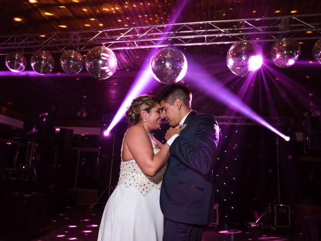 El casamiento de Solana y David