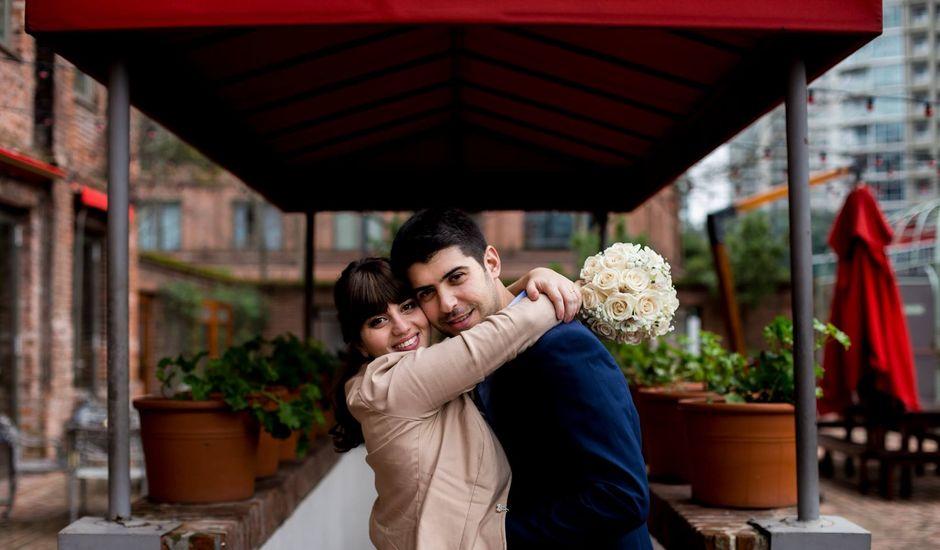 El casamiento de Juan y Carolina en Avellaneda, Buenos Aires
