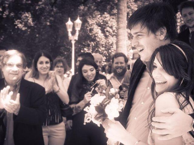 El casamiento de Paula y Horacio