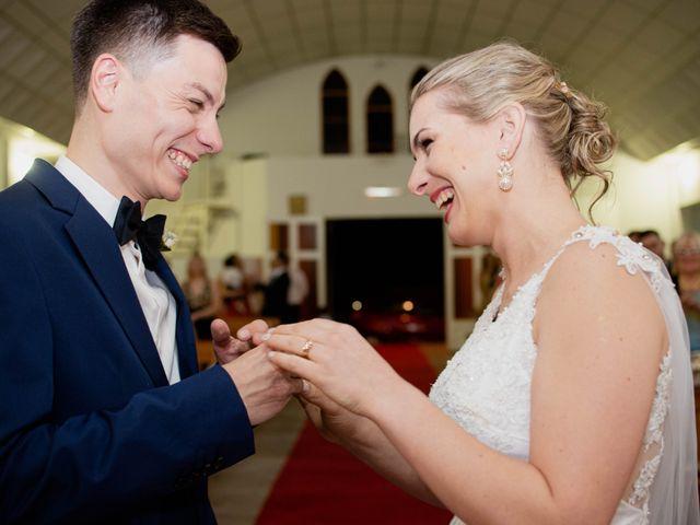 El casamiento de Mabel y Alejandro