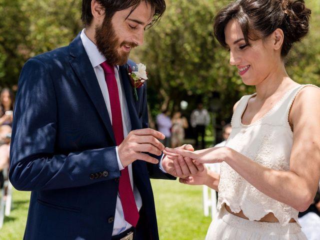 El casamiento de Fede y Dani