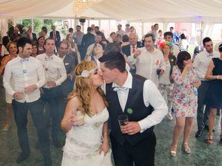 El casamiento de Sidney y David