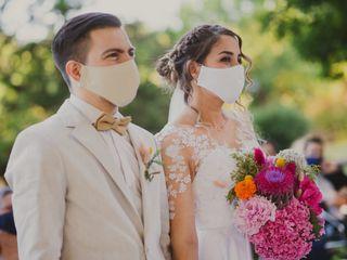 El casamiento de Aída Mendez y Pablo Tavella 3