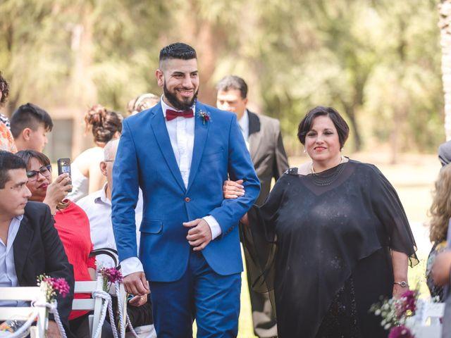El casamiento de David y Tefy en Villa Allende, Córdoba 38