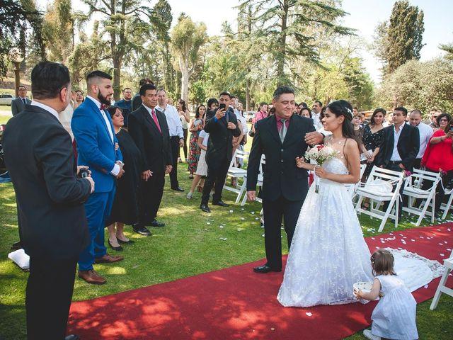 El casamiento de David y Tefy en Villa Allende, Córdoba 43