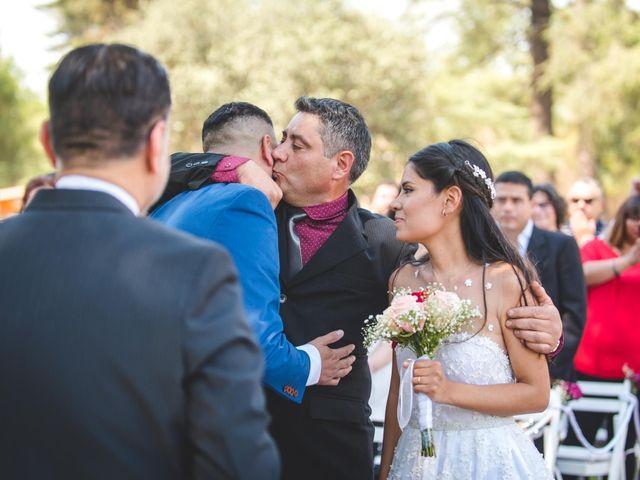 El casamiento de David y Tefy en Villa Allende, Córdoba 44