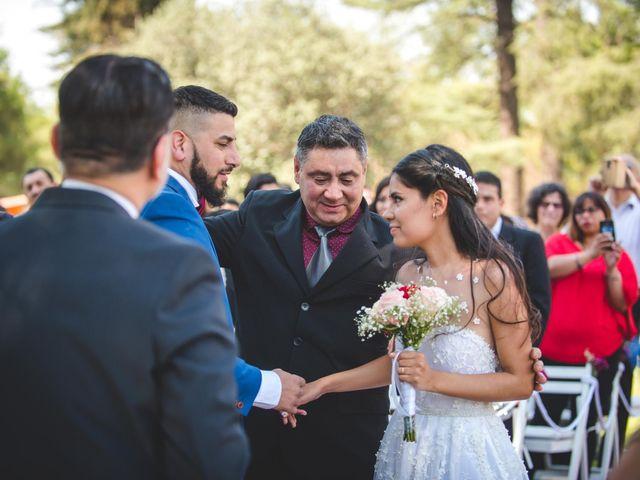 El casamiento de David y Tefy en Villa Allende, Córdoba 45
