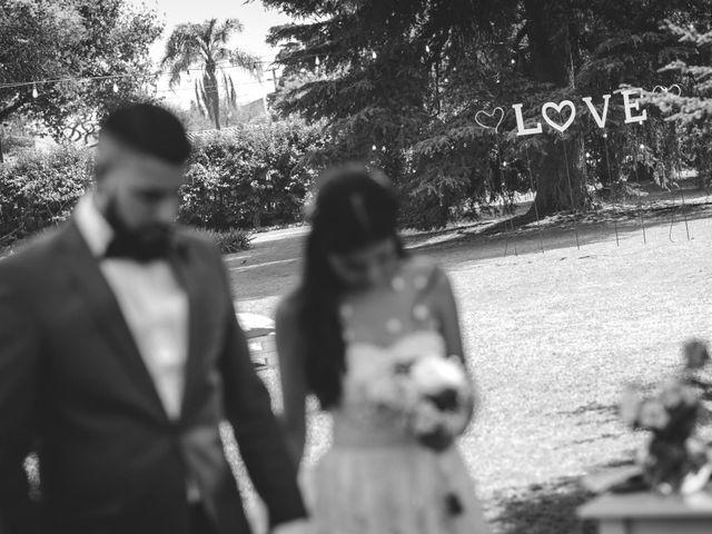 El casamiento de David y Tefy en Villa Allende, Córdoba 48