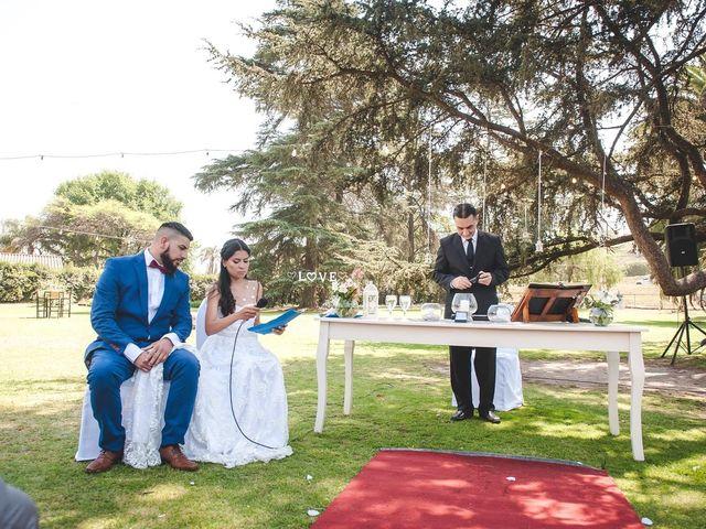 El casamiento de David y Tefy en Villa Allende, Córdoba 49