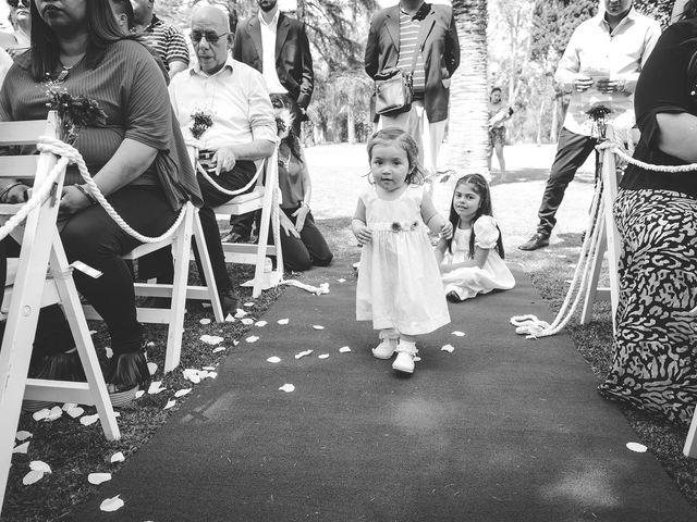 El casamiento de David y Tefy en Villa Allende, Córdoba 53