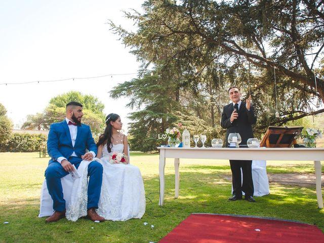 El casamiento de David y Tefy en Villa Allende, Córdoba 55