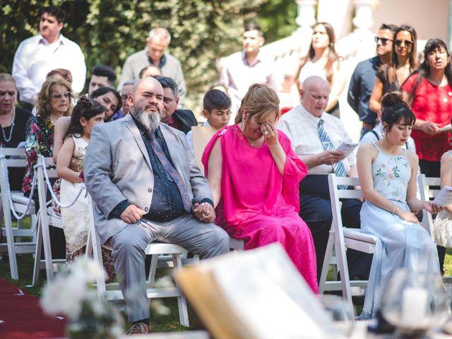 El casamiento de David y Tefy en Villa Allende, Córdoba 57