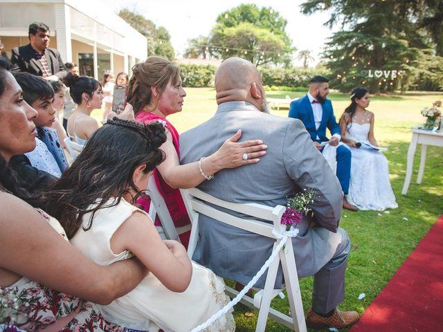 El casamiento de David y Tefy en Villa Allende, Córdoba 58