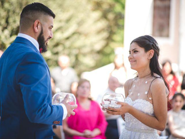 El casamiento de David y Tefy en Villa Allende, Córdoba 59