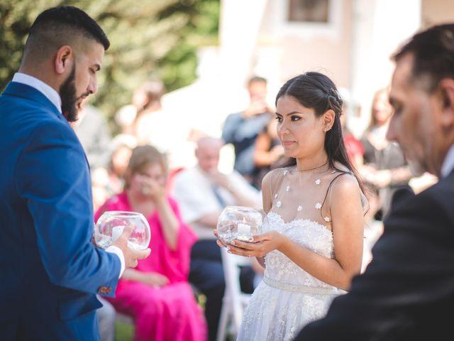 El casamiento de David y Tefy en Villa Allende, Córdoba 60